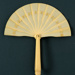 Half-Cockade Fan; 1920s; LDFAN2001.37