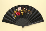 Folding Fan; c. 1880; LDFAN1994.210
