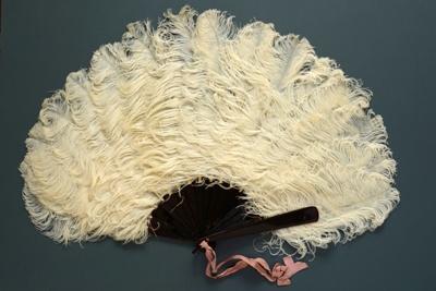 Feather Fan; LDFAN1998.25