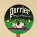 Advertising fan for Perrier and Wimbledon Tennis Championships; ADFANS; c.2001; LDFAN2002.17.HA