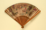 Advertising Fan; LDFAN2006.94