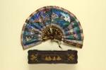 Folding Fan; c. 1890; LDFAN1995.29 INCORRECT