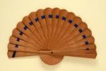 Brisé Fan; c. 1950s; LDFAN2003.248.Y