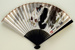 Advertising fan for Civil Aviation Administration of China (CAAC)  ; c. 1960s; LDFAN1997.14