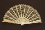 Folding Fan; 1960-70; LDFAN1993.43
