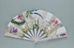Folding fan advertising Eau Tropicale France, 2013; LDFAN2014.100