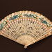 Bone Brisé Fan, Chinese; c.1810; LDFAN2009.38