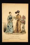 Fashion Plate; Charles Rabouille, Desgrange, J.; 1891; LDFAN1990.56