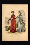 Fashion Plate; I. Desgrange; 1889; LDFAN1990.66
