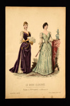 Fashion Plate; Bonnard, Anais Toudouze; 1891; LDFAN1990.59