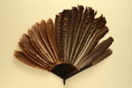 Feather Fan; c. 1900; LDFAN1994.127