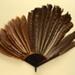 Feather Fan; c. 1900; LDFAN1994.127