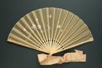 Folding Fan; 1890s; LDFAN2003.44.Y.A