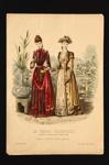 Fashion Plate; Bonnard, I. Desgrange; 1889; LDFAN1990.62