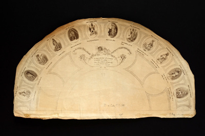 Fan Leaf; 1795; LDFAN2006.61
