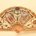 Advertising fan for Ritz Carlton; Duvelleroy; LDFAN2008.18