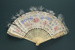 Feather Fan; 1860s; LDFAN1998.50