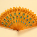 Horn Brisé Fan; c.1820; LDFAN2006.89