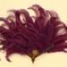 Feather Fan; c. 1919; LDFAN2003.91.Y