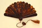 Brisé Fan; c.1870; LDFAN2000.10