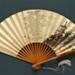 Folding fan produced for NYK Line; 1937; LDFAN2011.49