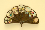 Miniature Brisé Fan; LDFAN2011.104