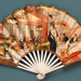 Advertising fan for Le Grand Teddy Restaurant; Eventails Chambrelent; c. 1920; LDFAN2012.87