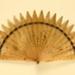 Brisé Fan; c.1830; LDFAN2006.84