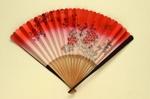 Folding Fan; c. 1905; LDFAN2003.312.Y