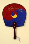 Fixed Fan; Korea National Tourism Organisation; 2002; LDFAN2003.434