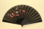 Folding Fan; c. 1889; LDFAN2003.23.Y