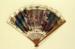 Advertising fan for La Marquise de Sévigné; Valier, Paul, Leloir, Maurice; c. 1905; LDFAN2011.63