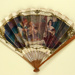 Advertising fan for La Marquise de Sévigné; Valier, Paul; c. 1905; LDFAN2011.63