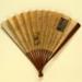 Folding Fan; c. 1900; LDFAN2006.46