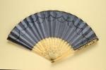 Folding Fan; c. 1790; LDFAN1994.14