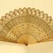 Brisé Fan; c. 1815; LDFAN1996.17
