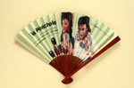 Advertising Fan; 2001; LDFAN2006.4