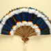Feather Fan; c. 1980; LDFAN2010.110