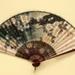 Folding Fan; c. 1925; LDFAN2009.15
