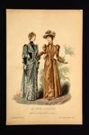 Fashion Plate; Charles Rabouille, Desgrange, I.; 1891; LDFAN1990.60