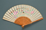 Folding Fan; c. 1960; LDFAN2003.366.Y