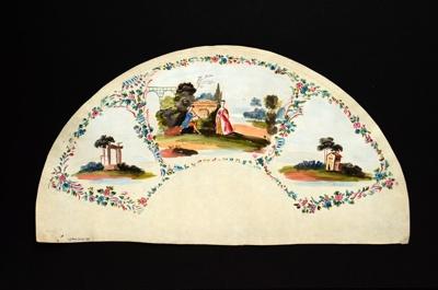 Fan Leaf; c.1780; LDFAN2010.35
