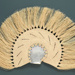 Fixed Fan; c. 1990; LDFAN1996.35