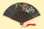 Folding Fan; c. 1970; LDFAN1995.43