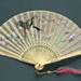 Folding Fan; c. 1920; LDFAN1999.27