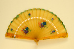 Brisé Fan; c.1920-30; LDFAN2006.90