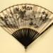 Folding Fan; c. 1750; LDFAN2010.104
