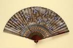 Folding Fan; c. 1920s; LDFAN2003.381.Y