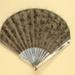 Forme Ballon Fan & Box; Duvelleroy; c. 1910; LDFAN1992.65