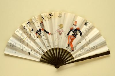 Advertising Fan; 1912; LDFAN2007.38